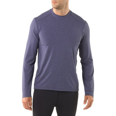 Fitness The REI OXT Tech long-sleeve T-shirt features a relaxed athletic fit and is perfect for both indoor and outdoor training. - $14.83
