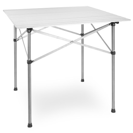 Camp and Hike Whether you're playing cards or sitting down for a gourmet dinner, this lightweight, packable table makes it all possible on your car-camping adventures. - $64.50