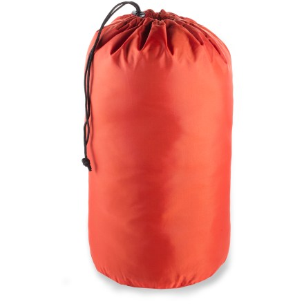 Camp and Hike Doing double duty, this REI stuff sack becomes your pillow once you make camp. - $11.95