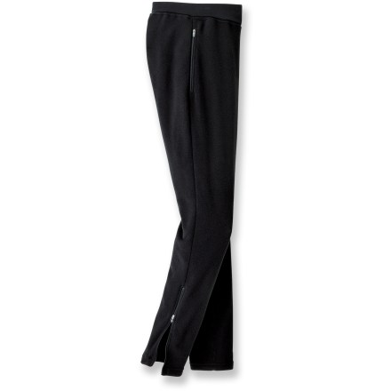 Ski Our lightweight, go-anywhere REI Polartec 100 Teton fleece petite pants for women deliver excellent comfort and function for a variety of outdoor pursuits. - $14.83