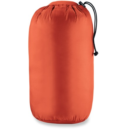 Camp and Hike This REI stuff sack corrals and contains your sleeping bag or gear without adding significant weight to your load. - $3.93
