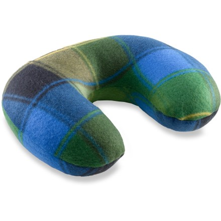 Entertainment REI U-Neck travel pillow is great for plane, car or even home use. Its U-shaped design provides maximum head and neck comfort. - $3.83