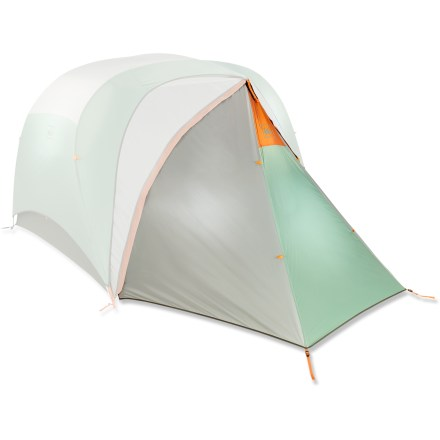 Camp and Hike The REI Connect Tech Vestibule is an add-on vestibule that extends storage, adds an awning and provides weatherproof access. - $36.93