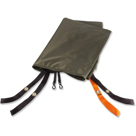Camp and Hike Use this lightweight polyester footprint under your REI Arete 2 ASL Tent to protect its floor from abrasion and wear. - $29.50