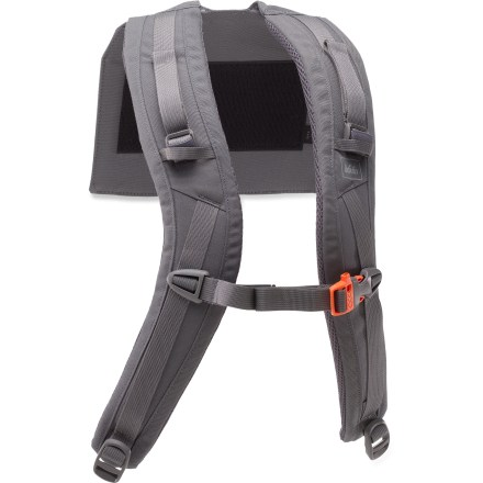 Camp and Hike The REI Crestrail 48 shoulder straps replace a worn or damaged harness on the REI Crestrail 48 pack. Precurved, padded shoulder straps offer nonbinding comfort on the trail. - $13.83