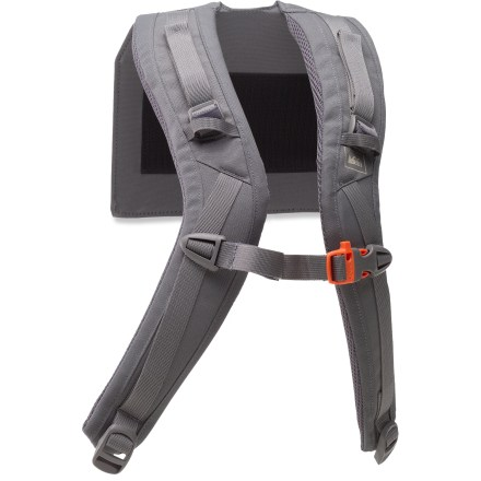 Camp and Hike The REI Crestrail 48 shoulder straps replace a worn or damaged harness on the women's REI Crestrail 48 pack. Precurved, padded shoulder straps follow the female form to give nonbinding comfort on the trail. - $13.83