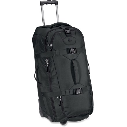 Entertainment The REI Tech Beast 32 is built for the long haul and designed to keep you organized and your travel simplified. - $159.93