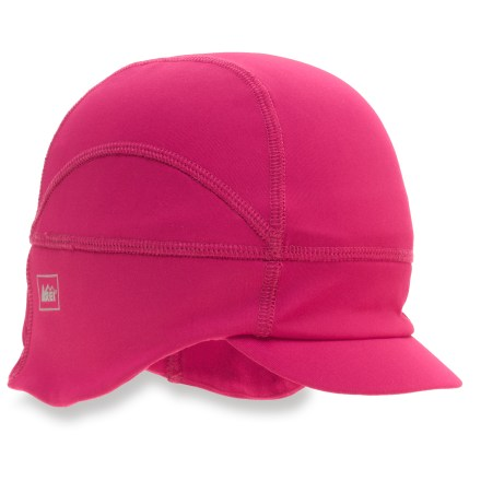 Entertainment The REI Lila hat offers stretchy, quick-drying warmth for running, playing and walking the dog when the temperature dips. - $9.83