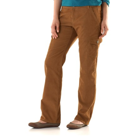Nothing says fall like corduroy, and the REI Riverstone Cord pants are the perfect choice when colors start to turn and leaves begin to fall. - $16.83
