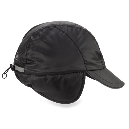 Entertainment Perfect for a day of backcountry skiing or a cold-weather hike, the lightweight REI Revelcloud hat combines a water-resistant shell with PrimaLoft Sport insulation to keep your head warm. - $21.93