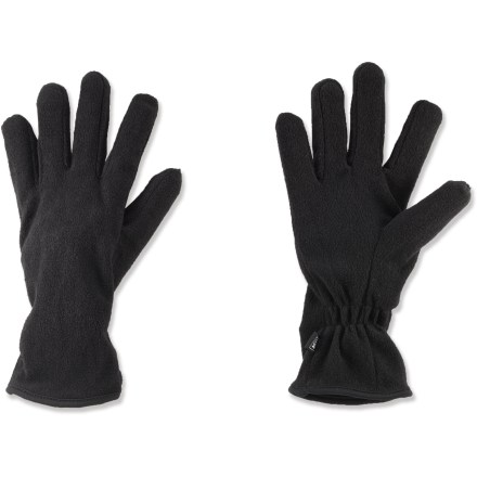 Camp and Hike These lightweight REI Oslo gloves feature a blend of polyester and wool for warmth. They can be worn as liners or on their own. - $10.83