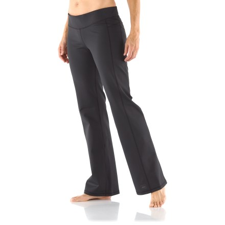 Fitness The women's REI Sport pants keep up with your fast-paced lifestyle thanks to a great fit and performance fabric. - $26.83