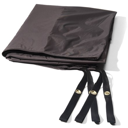 Camp and Hike Used underneath your REI Camp Dome 6 tent, this nylon tarp extends the tent's life by protecting the floor. - $33.73