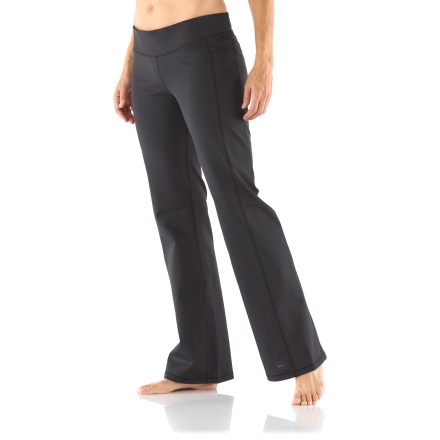 Fitness The women's petite REI Sport pants keep up with your fast-paced lifestyle thanks to a great fit and performance fabric. - $26.83