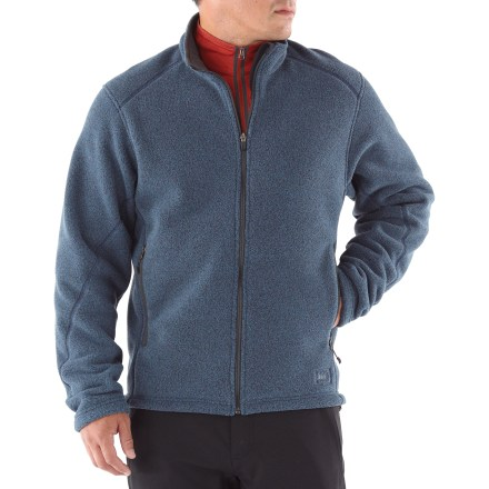 The REI Polartec(R) Thermal Pro(R) fleece jacket is a great choice for active pursuits in cold conditions. Polartec Thermal Pro fleece keeps your core warm as the temperature drops. Full-length front zip for easy ventilation. Zippered handwarmer pockets keep small items secure. Drawcord hem keeps the cold out. Special buy. - $44.73