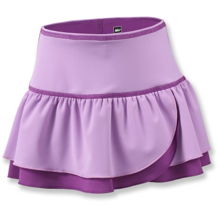 The REI Shoreplay water skort looks like a skirt but has the freedom of movement and coverage of shorts. - $5.83