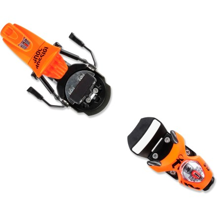 Ski The Rossignol FKS 180 XXL alpine ski bindings are designed to enhance your performance, increase your safety and create an unparalleled connection with your skis. Why settle for less? - $319.93