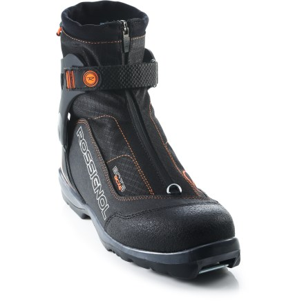 Ski Glide the day away on forest roads and in untracked glades with the comfort and firm support of the Rossignol BC X6 cross-country ski boots. - $111.93