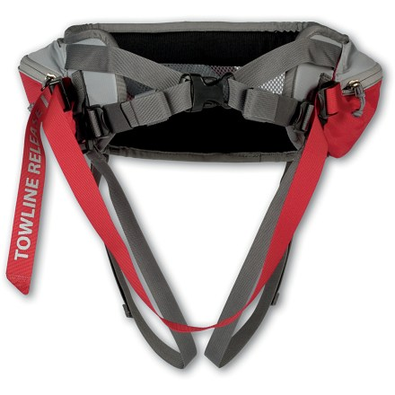 Camp and Hike The Ruffwear Omnijore joring system enables all-season dog-pulling activity, such as skijoring, mountainboard-joring, skatejoring, bikejoring or canicross. - $119.93