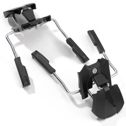 Ski Fit your Salomon(R) STH bindings to your powder skis with the help of these wide ski brakes. - $15.63