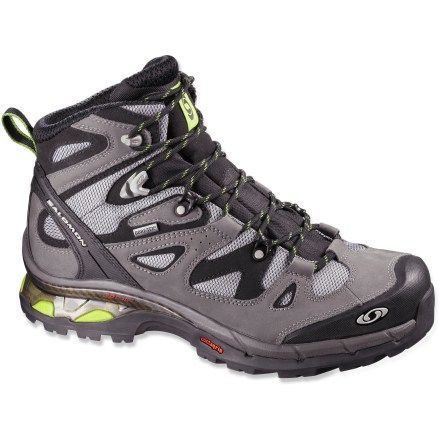 Camp and Hike These nimble Salomon Comet 3D GTX hiking boots offer excellent stability, cushioning and waterproof protection that's well suited to day hikes and lightweight overnight trips. - $210.00