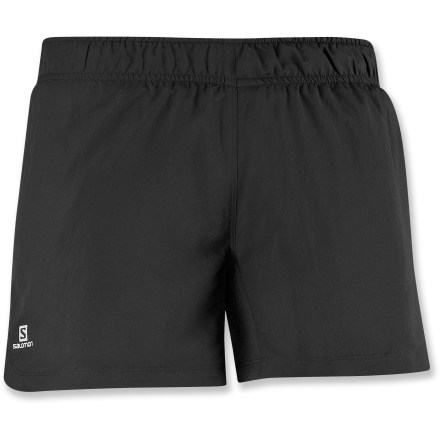 Fitness The Salomon Start shorts may skimp on the weight and the bells and whistles, but they pile on the comfort during your toughest runs. - $18.83
