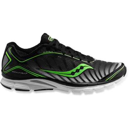 Fitness The minimalist Saucony ProGrid Kinvara 3 road-running shoes boast a responsive, lightweight and highly breathable ride that's been updated for even better performance. - $49.83