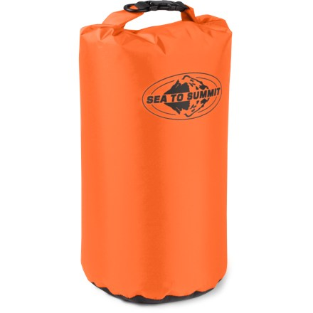 Kayak and Canoe The extra-large, waterproof Sea to Summit Lightweight Dry Sack keeps your gear dry and functioning, whether on land or at sea. - $22.95