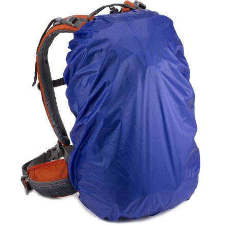 Camp and Hike The Sea To Summit Ultra-Light packcover adds a bit of peace of mind with minimal weight. You never know when a hard rain is going to fall! - $20.93