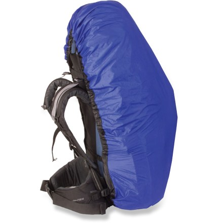 Camp and Hike Add this to your 10 Essentials list! During iffy weather, this ultra-lightweight packcover keeps lunch and essentials protected from the elements. - $24.93