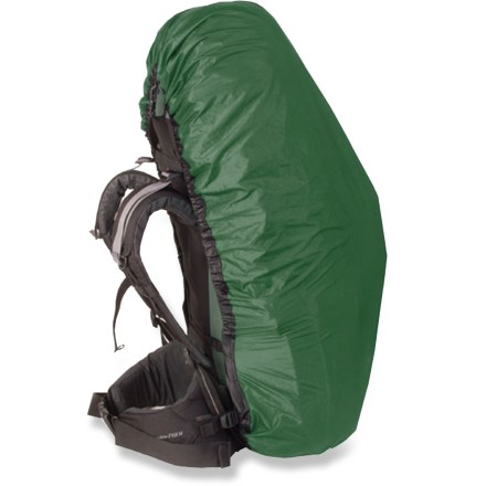 Camp and Hike This ultra-lightweight packcover is lighter than a multi-tool and far more practical in a downpour! - $28.93