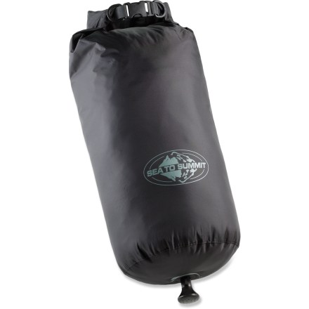 Camp and Hike You may be on the trail many miles from the closest town, but with the Sea to Summit Pocket Shower you can still enjoy a warm shower. - $32.95