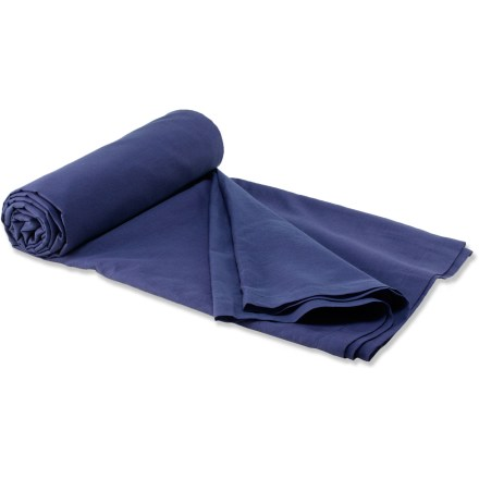 Camp and Hike This Sea To Summit Premium Blend Silk/Cotton Liner is a hostel-approved liner that's ideal for virtually any kind of travel, with or without your sleeping bag. - $49.95