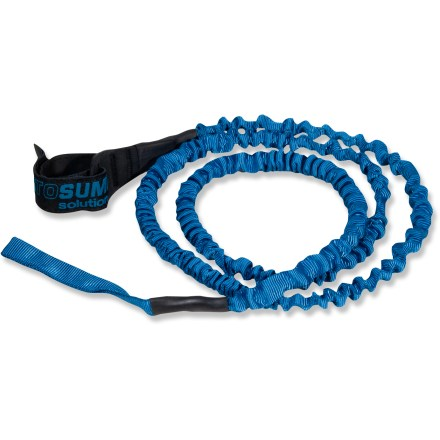Kayak and Canoe No one wants to lose a paddle! The Sea to Summit paddle leash keeps your boat and your paddle securely tethered. - $19.95