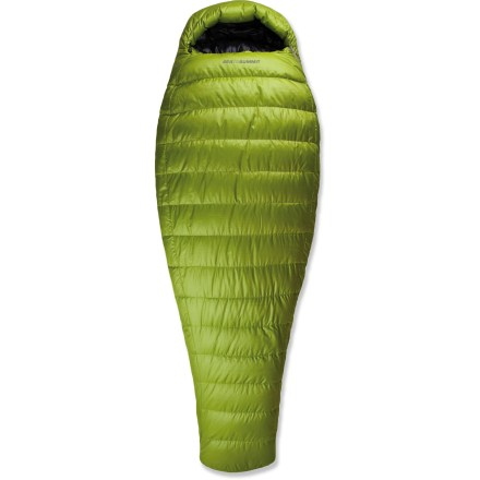 Camp and Hike Spring backpacking to hut-to-hut ski touring, the Sea to Summit Traverse Xt I down sleeping bag keeps you warm in a broad range of environments and a variety of activities. - $379.93