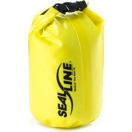 Kayak and Canoe No matter the expedition, the 5L SealLine NimbusTM dry bag provides a haven for your gear. - $14.93