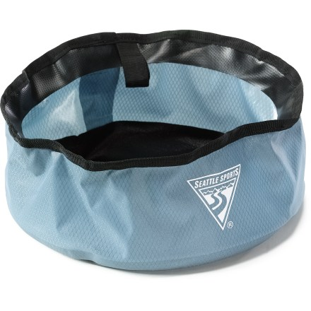 Camp and Hike Save space in your pack with this Seattle Sports full-size, reusable camp bowl-compacts into a space no larger than a deck of cards! - $11.73