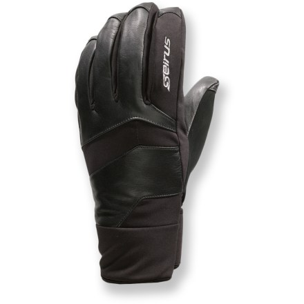 Ski The Seirus Xtreme All Weather(TM) Edge gloves are 100% waterproof and insulated with Thinsulate polyester to keep your hands dry and warm on winter outings. - $34.83