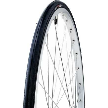 Fitness The Serfas Seca Survivor tire is the ultimate training tire. It offers an long tread life, extra puncture resistance in extreme riding conditions and a superior feel on the road. - $39.95