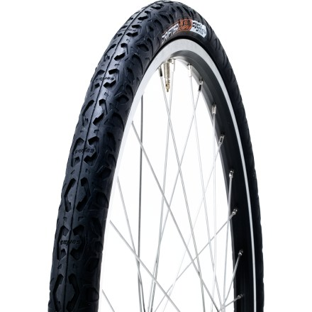 Fitness The Serfas Drifter City tire turns your mountain bike into a smooth-rolling city cruiser. - $29.95