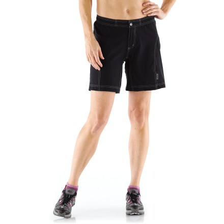 Fitness From the bike to the beach, the Shebeest Breezer board bike shorts with removable liner shorts are 2-for-1 for multisport and apres-sport use. - $19.83