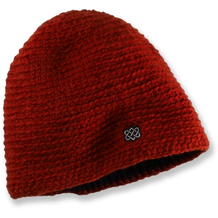 Entertainment Tested in the toughest conditions, this Sherpa Jumla hat is individually carded and knit by Nepalese women in the valley of Kathmandu. - $30.00