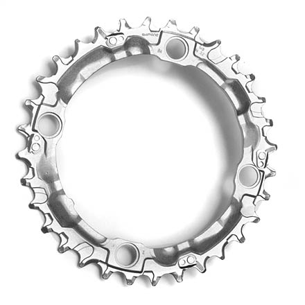 Fitness Replace your worn chainring with this Shimano ring and revitalize your drivetrain. - $15.93