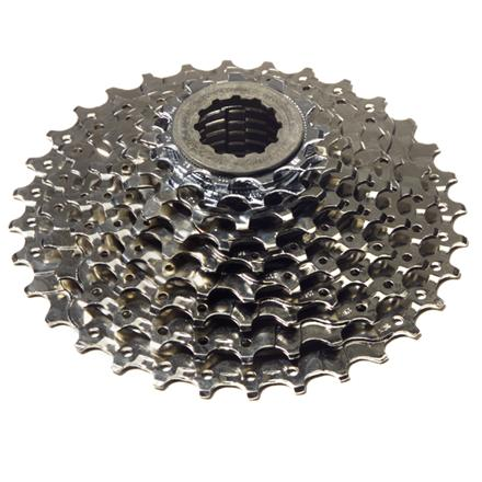Fitness The best value in MTB components, this Deore cassette delivers high quality and performance at a great price. - $31.93