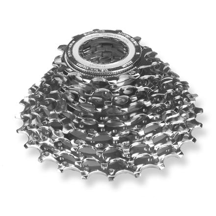 Fitness The Shimano Ultegra 6500 Hyperglide series 9-speed cassette offers reduced weight and increased rigidity. - $59.95