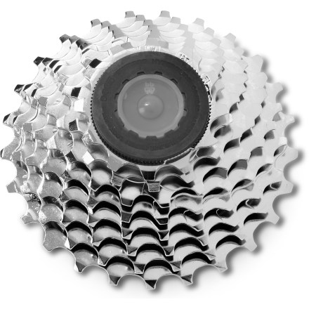 Fitness This 8-speed HG cassette from Shimano offers solid performance to road cyclists at a great value. - $37.95