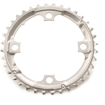 Fitness Replace your worn middle chainring with this Shimano Deore LX M581 ring to revitalize your drivetrain. - $31.00