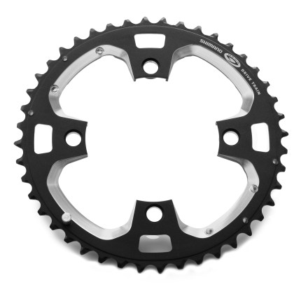 Fitness Replace your worn outer chainring with this Shimano Deore XT M770 ring to revitalize your drivetrain. - $91.00