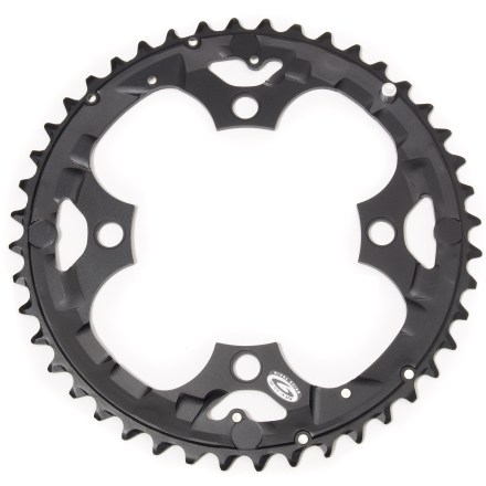 Fitness Replace your worn outer chainring with this Shimano Deore M532 chainring to revitalize your drivetrain. - $42.00