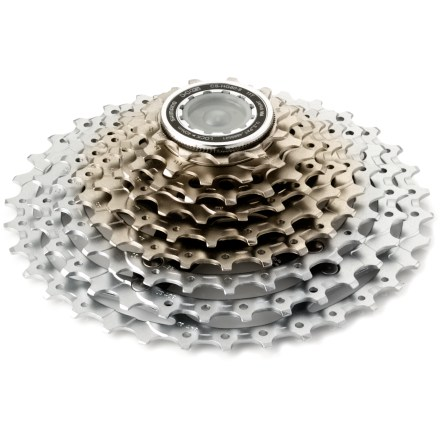 Fitness The Shimano SLX HG-80 9-speed cassette delivers fast, quiet and smooth indexed shifting. - $51.95